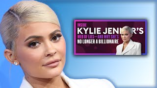 Kylie Jenner Cosmetics CEO Quits After Forbes Article Allegations
