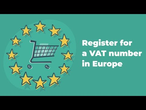 How To Register For A VAT Number In The EU