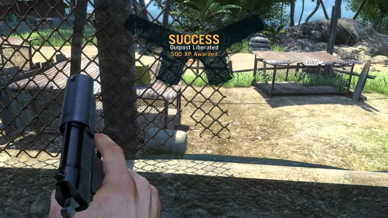 Far Cry 3 : Machete. Just Machete. Part 3