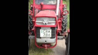 Mf 135 AD3.152 With turned up dieselpump