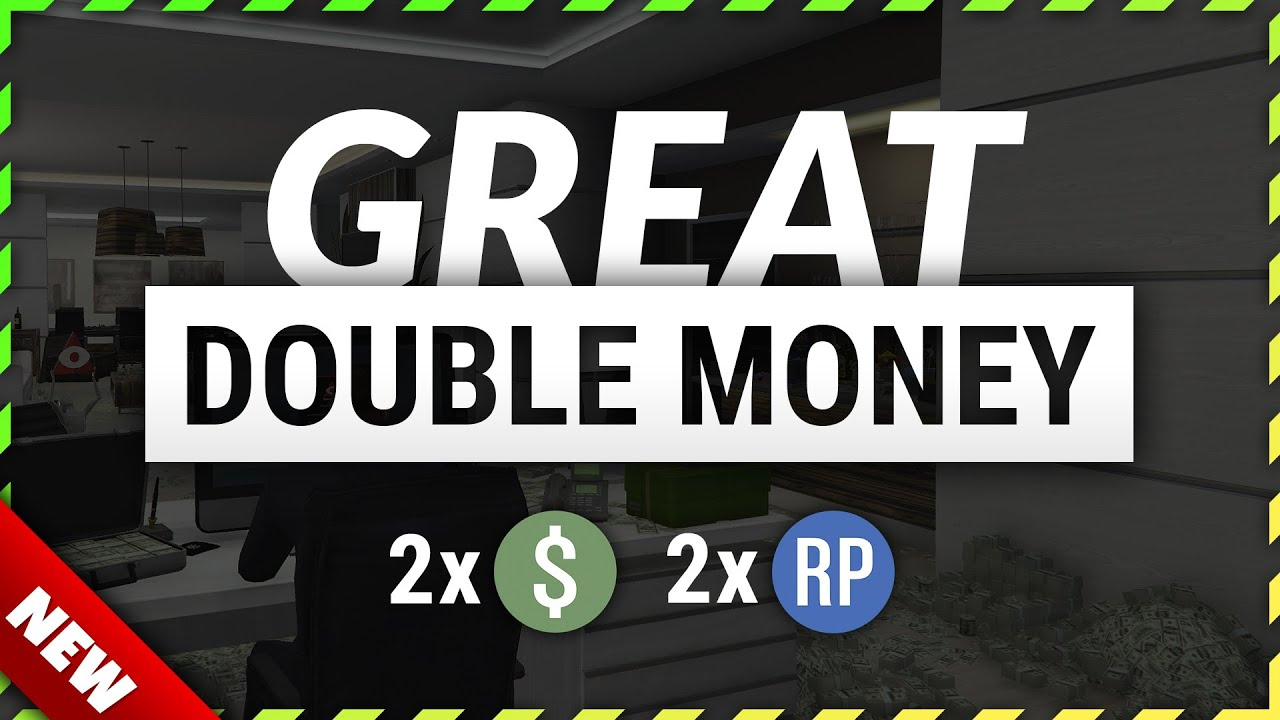 GTA DOUBLE MONEY & AWESOME DISCOUNTS | GTA ONLINE Weekly DOUBLE RP and CASH BONUSES (Hangars -50%)
