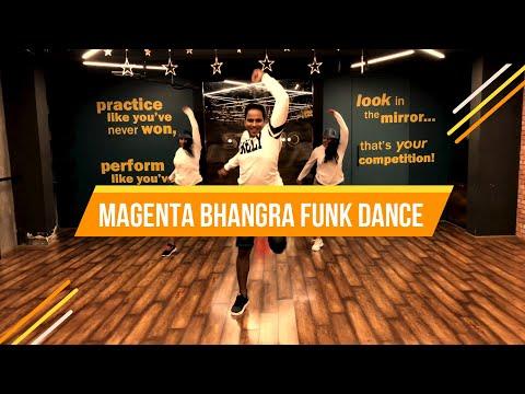 DJ Snake - Magenta Riddim Bhangra Funk Dance l PAUL'S DANCE STATION l