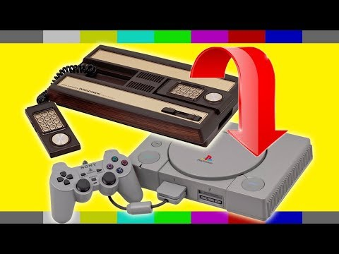 Intellivision Games on PlayStation