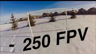 NIGHTHAWK 250 QUADCOPTER FPV