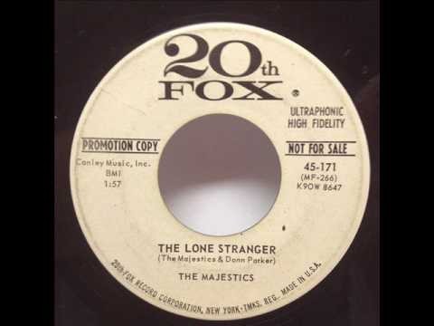 The Lone Stranger -  Majestics