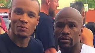 CHRIS EUBANK JR. WARNS CONOR MCGREGOR; FLOYD MAYWEATHER CONDITION ON PAR WITH MANNY PACQUIAO CAMP