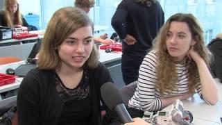 Čeští a zahraniční gymnazisté navštívili FEI VŠB-TU Ostrava