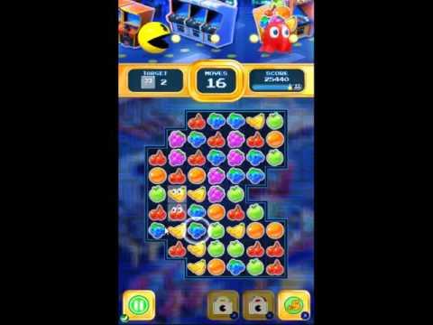 パックマンパズルツアー ステージ 11 / PacMan Puzzle Tour Stage 11