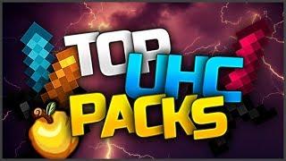 TOP 5 UHC Texture Packs : 16x
