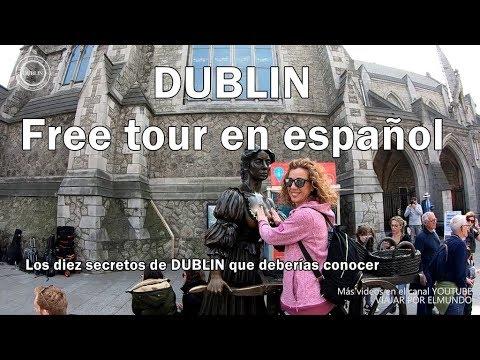 DUBLIN - FREE TOUR EN ESPAÑOL
