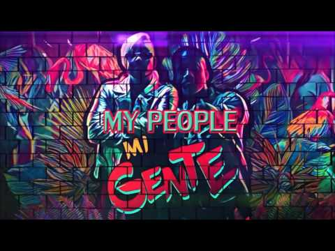 J. Balvin, Willy William - Mi Gente / My People (Lyric English) (Letra Español)