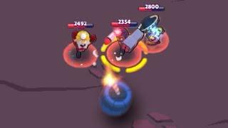 Brawl stars -  triple kill with dynamike's super