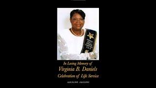 Virginia Daniels Memorial
