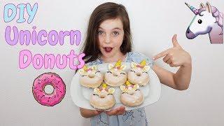 DIY - Zelf Unicorn Donuts Maken - Bibi (Nederlands)