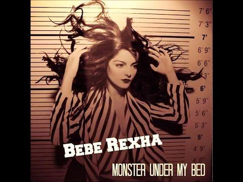 Bebe Rexha - Monster Under My Bed [Lyric Video]