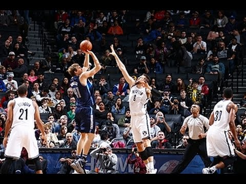 Dirk Nowitzki Pass Shaq for Sixth on the NBA