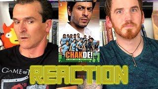 Chak De India   Shahrukh Khan   Trailer REACTION!!