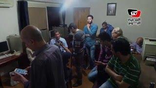 «مرزوق» من داخل «الكرامة المحاصر»: «معتصمون لحين انسحاب الأمن»