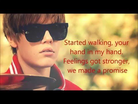 Heartbreak justin bieber-heartache (lyrics)
