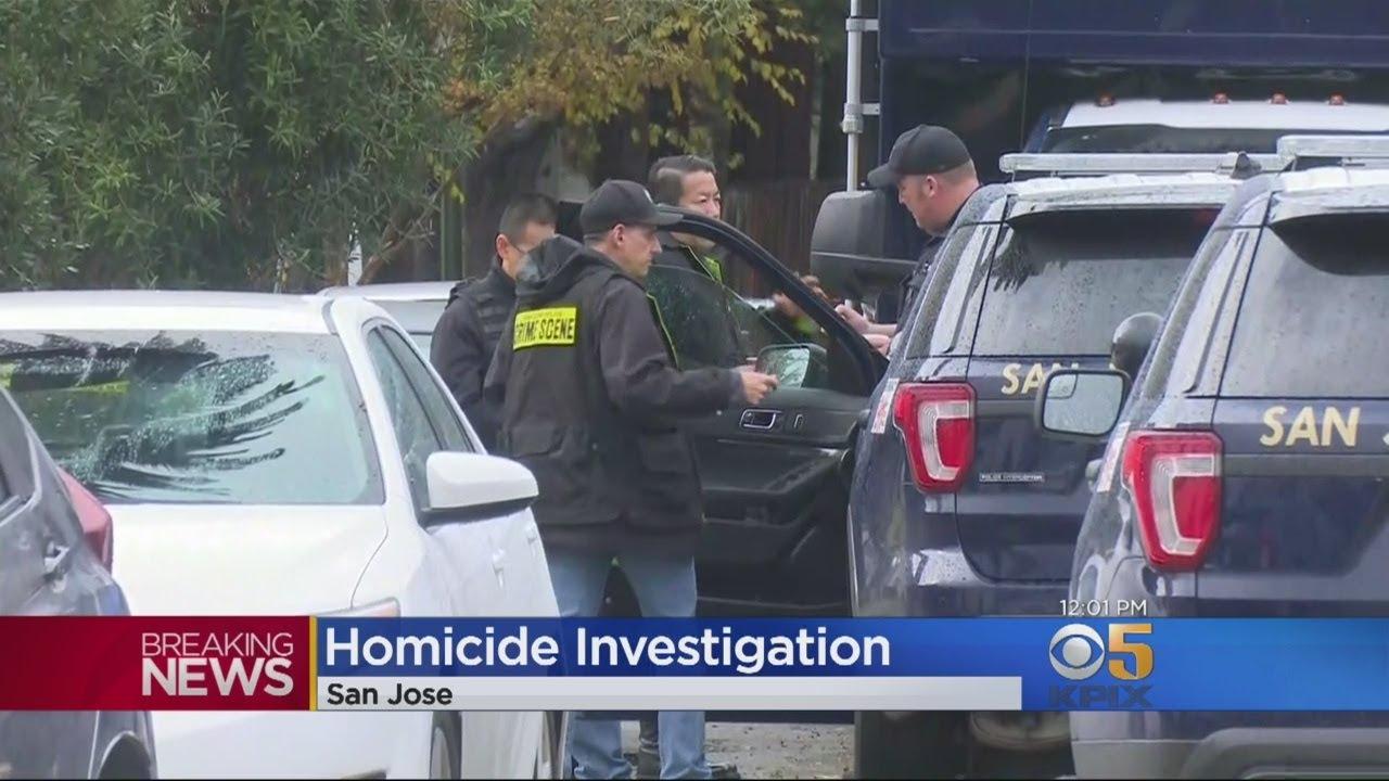 Source: San Jose Police Investigating Homicide In Vendome Neighborhood