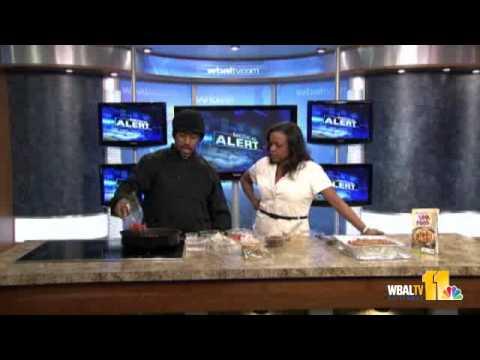 Cookbook, Recipes Raises Stroke Awareness