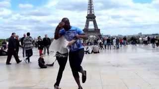 Видео: Kizomba/Semba in Paris #1 [2013] Ennuel&Hakima