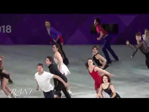 All Skaters Finale 4K 180225 Pyeongchang 2018 Figure Skating Gala Show