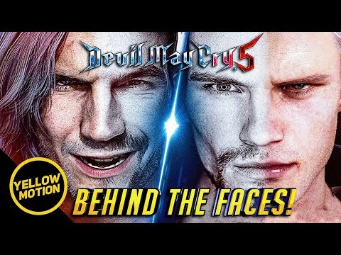 DEVIL MAY CRY 5 | Meet Adam and Karlo! The Real Faces Behind Dante and Nero. Thoughts & Discussion.