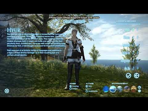Final Fantasy XIV - Новый пункт назначения