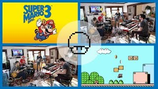 Super Mario Bros. 3 - Overworld Theme | Live Cover by EXTRA LIVES