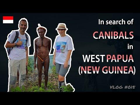 In search of CANIBALS in NEW GUINEA (WEST PAPUA, Baliem river, Wamena, Indonesia)