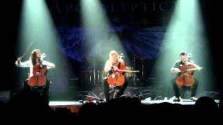 Nothing Else Matters - Apocalyptica - Uruguay 2012