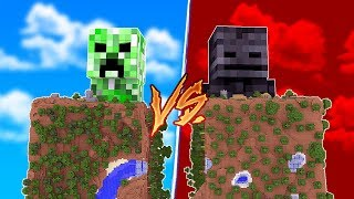 CREEPER WELT VS. WITHER WELT!