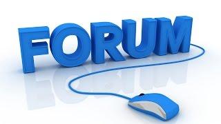 Реклама на форумах: продвижение партнерских программ через форумы(Качественная реклама на форумах может дать Вам немало партнерских продаж. Также при желании через форумы..., 2013-05-20T10:29:14.000Z)