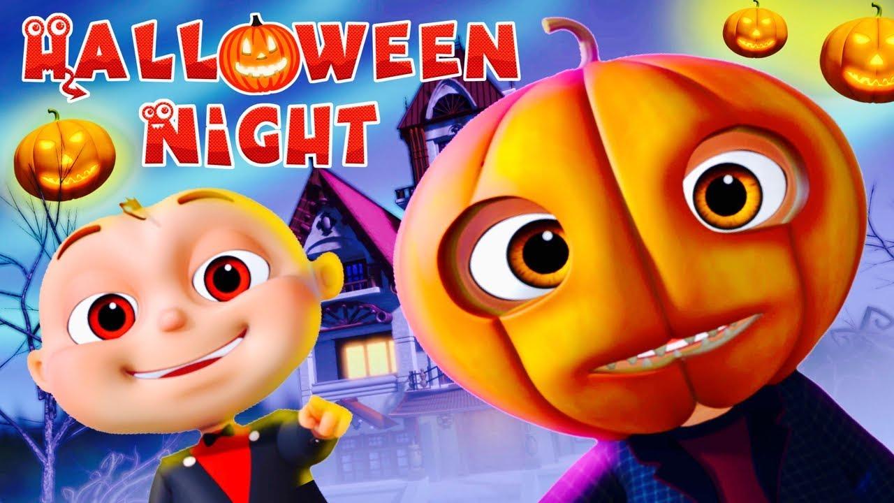 Zool Babies Series  - Halloween Night - Videogyan Kids Shows - Cartoon Animation For Kids