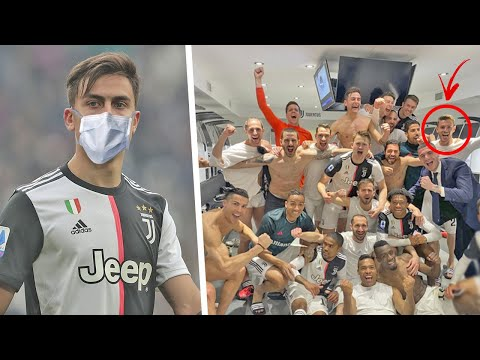 Juventus Players official have Coronavirus ft.Dybala & Rugani. Cristiano Also ? 2020