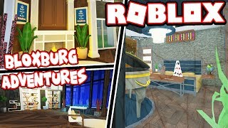 MEGA MILLIONAIRE MANSION UPDATE!!! | Bloxburg Adventures! (Roblox Bloxburg)