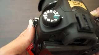 مراجعه للكاميرا Sony A77