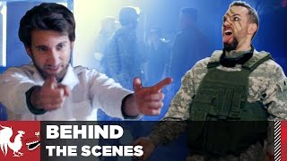 Metal Gear Solid in Real Life – Behind the Scenes – Immersion