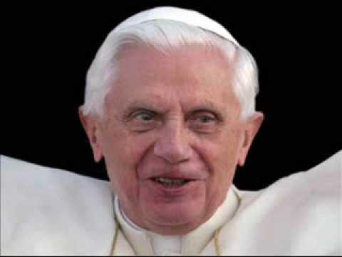 Hagen Rether über Papst Benedikt XVI