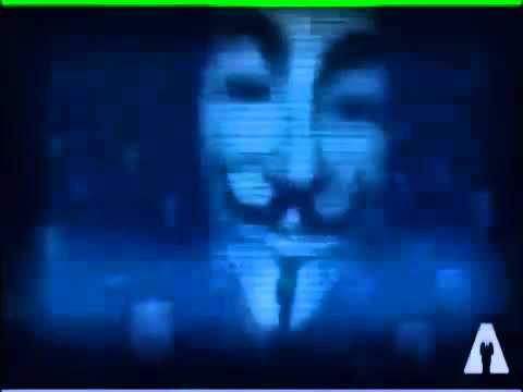 Mensagen De Anonymous+AntiGovBrasil