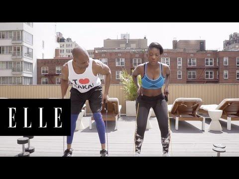 4 Most Effective Arm Workout Moves | ELLE