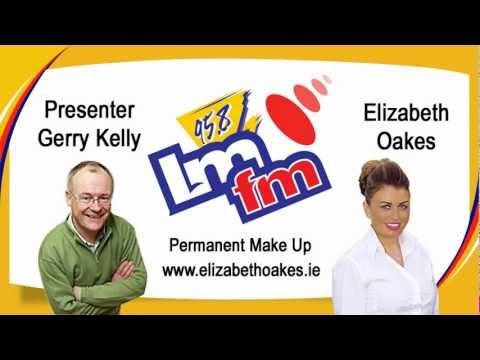 Elizabeth Oakes on LMFM Radio Permanent Make Up