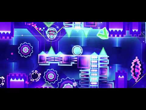(Extreme Demon) ''OMICRON'' by Team Proxima [TRAILER] | Geometry Dash