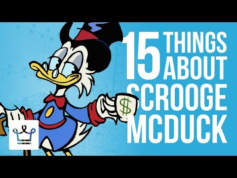 15 Things You Didn't Know About Scrooge McDuck