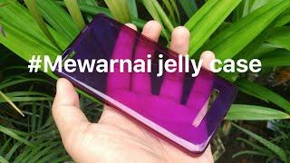 Cara merubah warna/tampilan jelly case yg sudah menguning.
