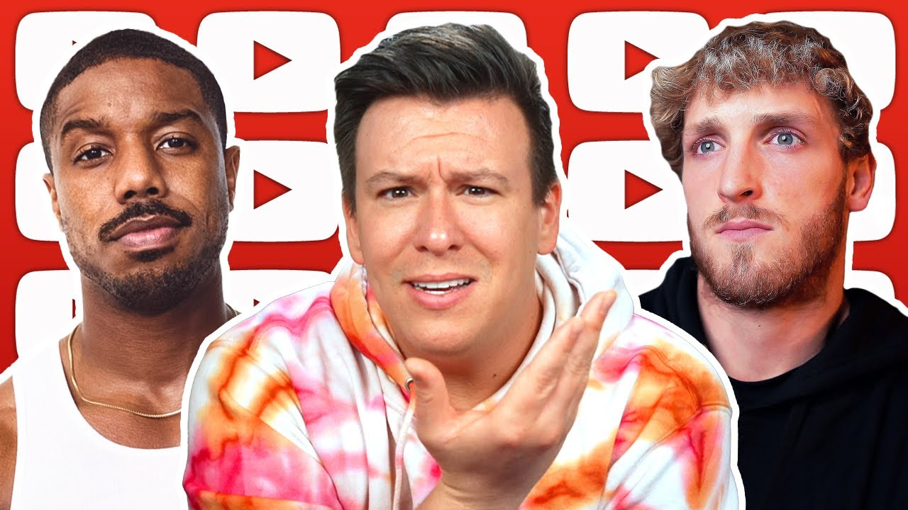 """What This Michael B. Jordan Backlash Exposed, Logan Paul, Mark Milley on """"White Rage"""" & Today's News"""