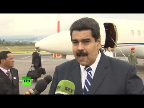 Президент Венесуэлы: RT  – это революция в процессе изменения устаревших схем передачи информации