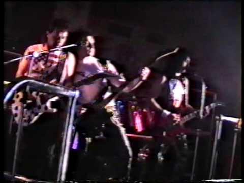 Kestrel -  Live In Lasers (Trog Bar) Hull , U.K. - 1991...Y&T cover