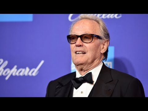 'Easy Rider' star and counterculture icon Peter Fonda dies at 79